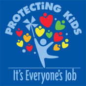 Protecting Kids It's Everyone's Job Theme from Positive Promotions