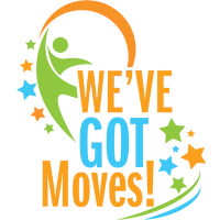 Physical Therapy We've Got Moves Theme from Positive Promotions