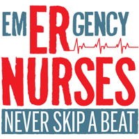 Emergency Nurses Never Skip A Beat Theme from Positive Promotions