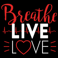 Breathe Live Love Theme from Positive Promotions