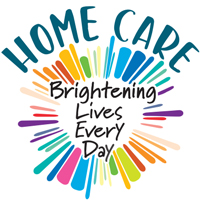 Home Care Brightening Lives Every Day Theme from Positive Promotions