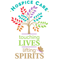 Hospice Care Touching Lives Lifting Spirits Theme from Positive Promotions