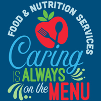Food & Nutrition Services Caring Is Always On The Menu Theme from Positive Promotions