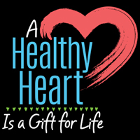 A Healthy Heart Is A Gift For Life Theme from Positive Promotions