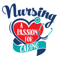 Nursing A Passion For Caring Theme from Positive Promotions