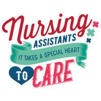 Nursing Assistants It Takes A Special Heart To Care Theme from Positive Promotions