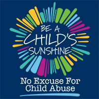 Be A Child's Sunshine Theme from Positive Promotions