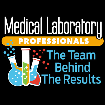 Med Lab The Team Behind The Results Theme from Positive Promotions