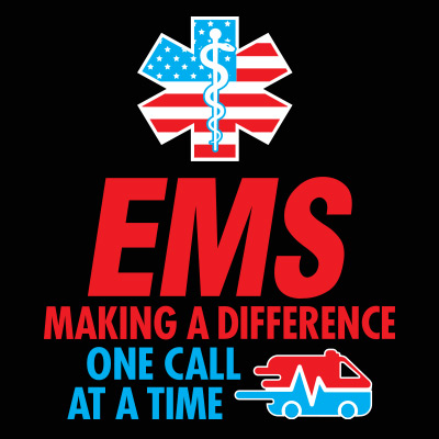 EMS Making A Difference One Call At A Time Theme from Positive Promotions