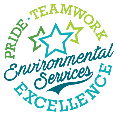 Environmental Services Pride Teamwork Excellence Theme from Positive Promotions