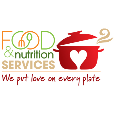 Food & Nutrition Services We Put Love On Every Plate Theme from Positive Promotions