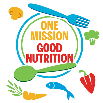 One Mission Good Nutrition Theme from Positive Promotions