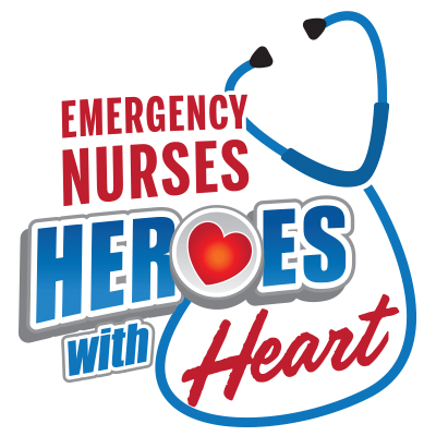 Emergency Nurses Heroes With Heart Theme from Positive Promotions