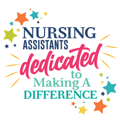 Nursing Assistants Dedicated To Making A Difference Theme from Positive Promotions