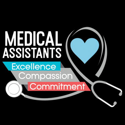 Medical Assistants Excellence Compassion Commitment Theme from Positive Promotions