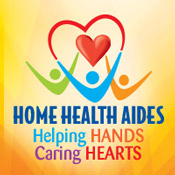 Home Health Aids Helping Hands Caring Hearts Theme from Positive Promotions