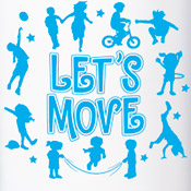 Let's Move Theme from Positive Promotions