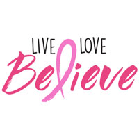 Live Love Believe Theme from Positive Promotions