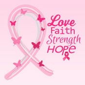 Love Faith Strength Hope Theme from Positive Promotions