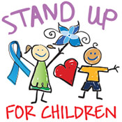 Stand Up For Children Theme from Positive Promotions
