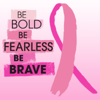 Be Bold Be Fearless Be Brave