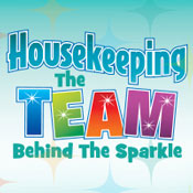 Housekeeping The Team Behind The Sparkle Theme from Positive Promotions