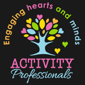 Activity Professionals Engaging Hearts And Minds Theme from Positive Promotions