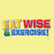 Eat Wise & Excercise Theme from Positive Promotions