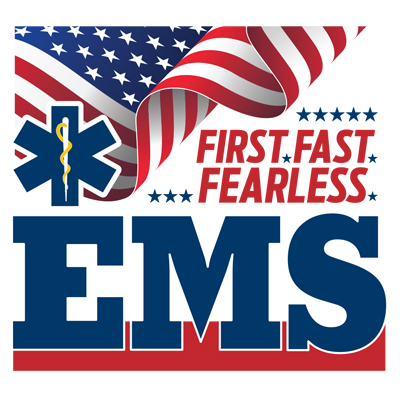 First Fast Fearless EMS Theme from Positive Promotions