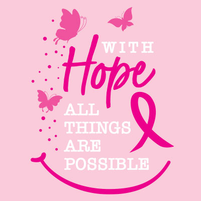 With Hope All Things Are Possible Theme from Positive Promotions