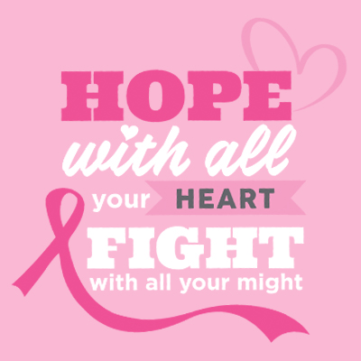 Hope With All Your Heart, Fight With All Your Might Theme from Positive Promotions