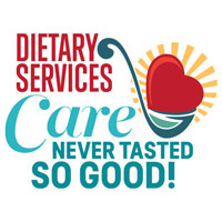 Dietary Services Care Never Tasted So Good Theme from Positive Promotions