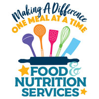 Making A Difference One Meal At A Time Theme from Positive Promotions