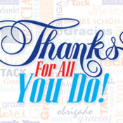 Thanks For All You Do! Theme from Positive Promotions