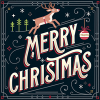 Merry Christmas Theme from Positive Promotions