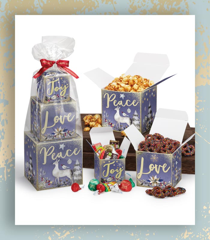 Sweet treats and gourmet gifts