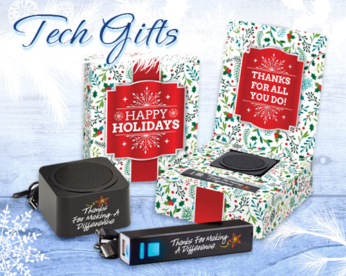 Holiday Tech Gifts of Appreciation