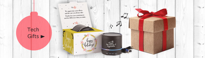 Holiday Technology Gifts of appreciation. Wish list tech toppers