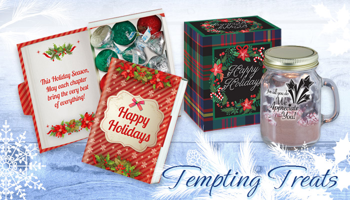 Holiday Tempting Treats Gifts of Appreciation