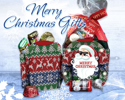 Merry Christmas Gifts of Appreciation