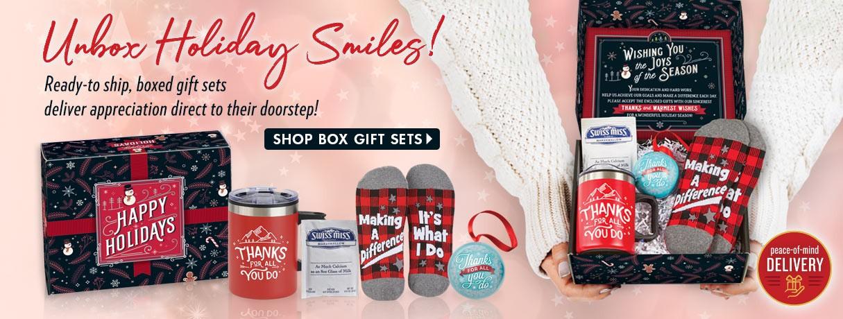 Holiday Box Gift Sets - Box Set Bundles