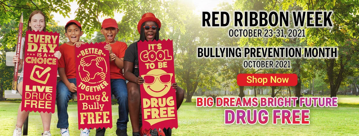 Drug and Bullying Prevention Tools and Incentives