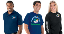 Everyone on staff will be proud to wear these Healthcare Supply Chain colorful, comforatable T-shirts.