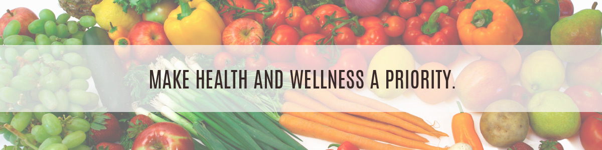 Health & Wellness Tools and Incentives