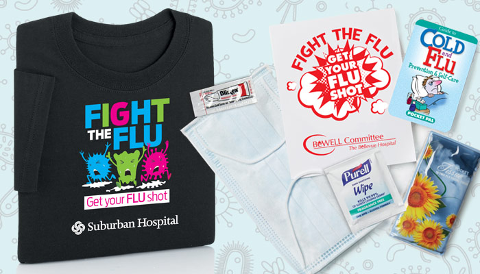 Infection Prevention, Cold/Flu tools and incentives