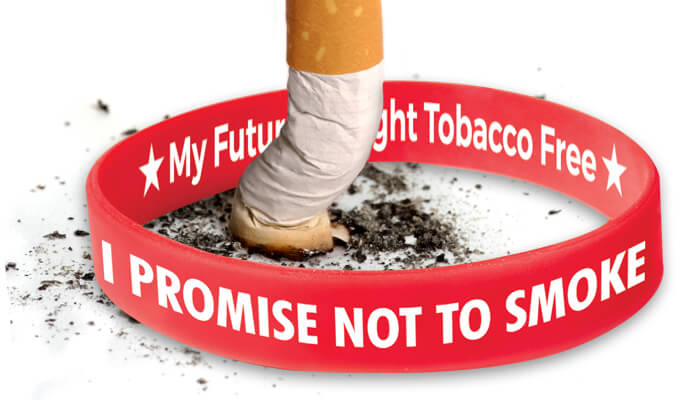 Smoking/Tobacco Prevention tools and incentives
