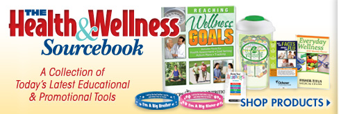 health & wellness tools & incentives, custom health & wellness informational tools