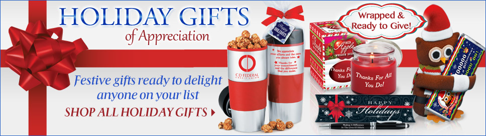holiday gifts of appreciation for your staff, employee recognition holiday gifts