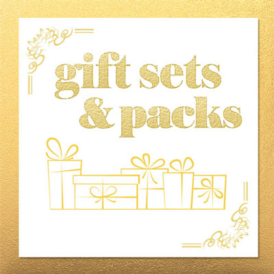 Holiday Gifts Sets and Packs