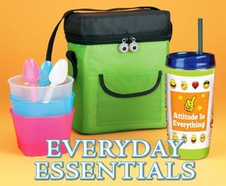 Everyday essentials fundraising